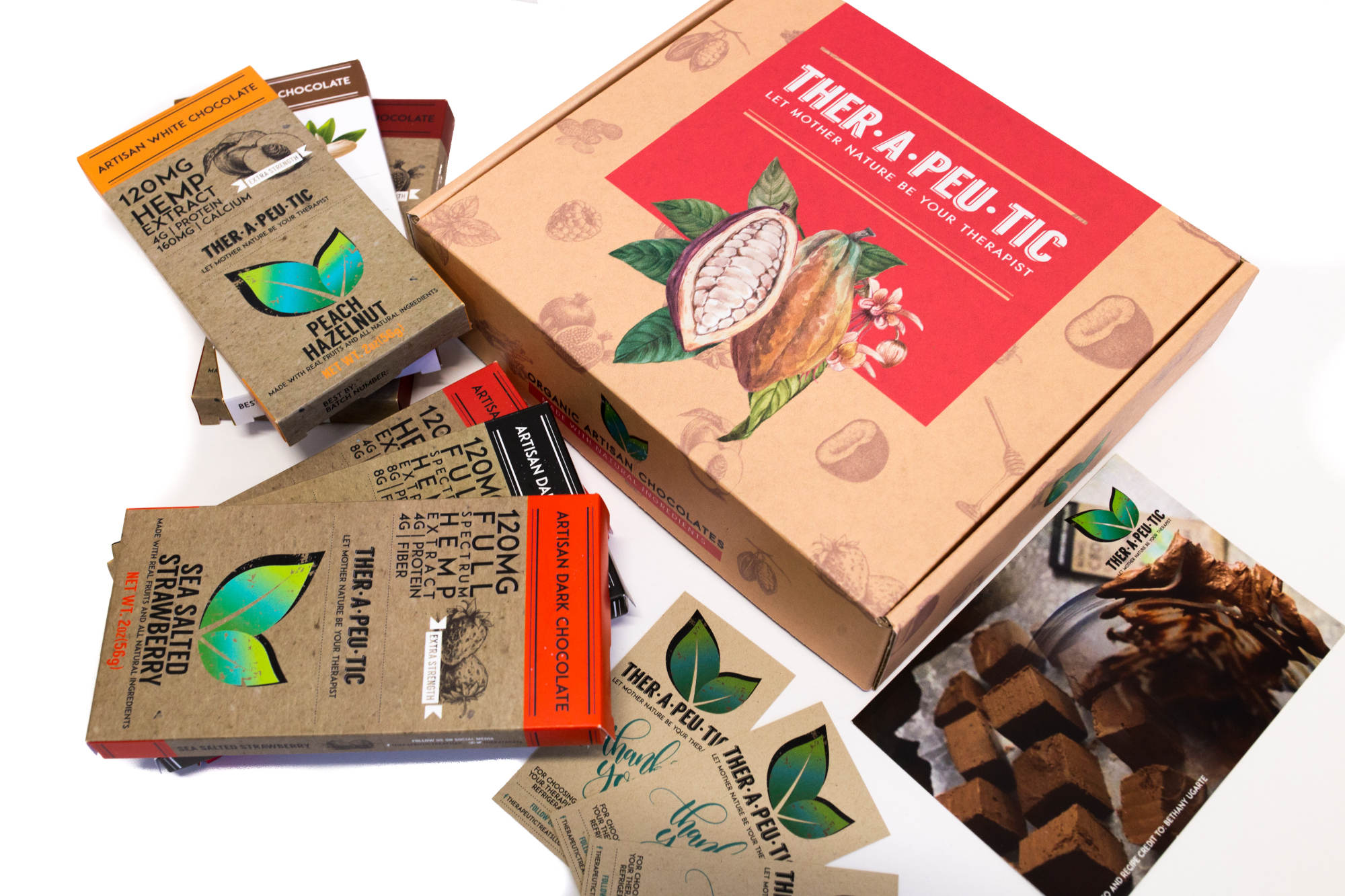 CBD CHOCOLATES SUBSCRIPTION