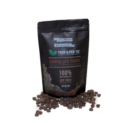100% DARK CHOCOLATE CHIPS